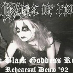 Cradle Of Filth – The Black Goddess Rises (1992)