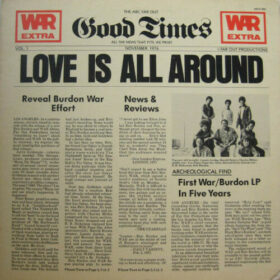 Eric Burdon & War – Love Is All Around (1976)