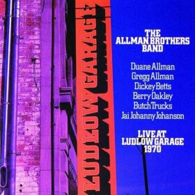 The Allman Brothers Band – Live At Ludlow Garage 1970 (1990)
