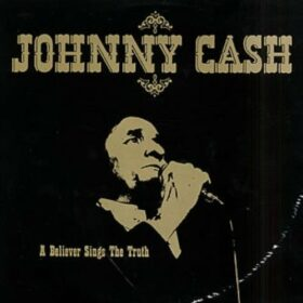 Johnny Cash – A Believer Sings the Truth (1979)