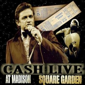 Johnny Cash – At Madison Square Garden (1969)