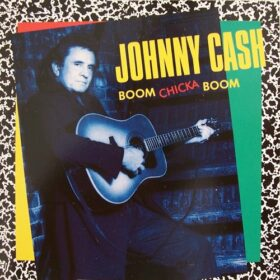 Johnny Cash – Boom Chicka Boom (1990)