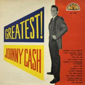 Johnny Cash – Greatest! (1959)