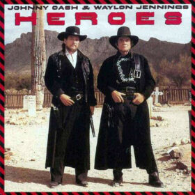 Johnny Cash – Heroes (1986)