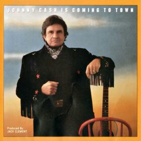 Johnny Cash – Johnny Cash Is Coming to Town (1987)