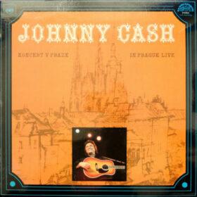 Johnny Cash – Live- Koncert V Praze (1983)
