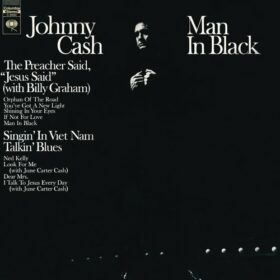 Johnny Cash – Man In Black (1971)
