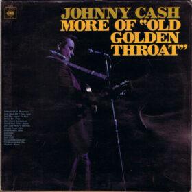Johnny Cash – More of Old Golden Throat (1969)
