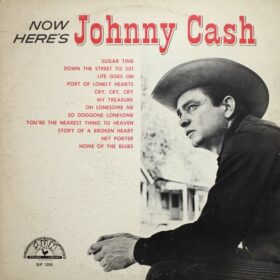 Johnny Cash – Now Here's Johnny Cash (1961)