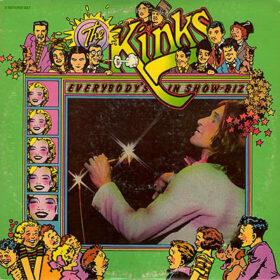 The Kinks – Everybody's in Show Biz (1972)