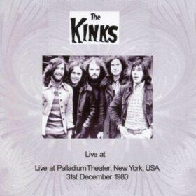 The Kinks – Live at The Paladium (1980)