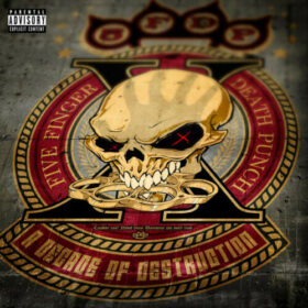 Five Finger Death Punch – A Decade of Destruction (2017)