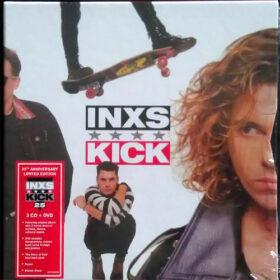 INXS – Kick 25 – 25 Anniversary Deluxe Edition (2012)