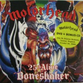 Motörhead – 25 & Alive (2001)