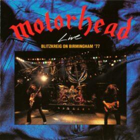 Motörhead – Blitzkrieg On Birmingham '77 (1989)