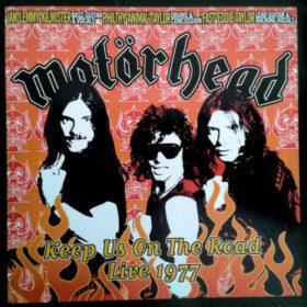 Motörhead – Keep Us On The Road, Live 1977 (2002)