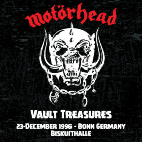 Motörhead – Live At Bonn, Germany 23-12-1996 (2017)