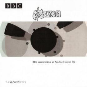 Saxon – BBC Sessions – Live At Reading Festival 86 (1998)
