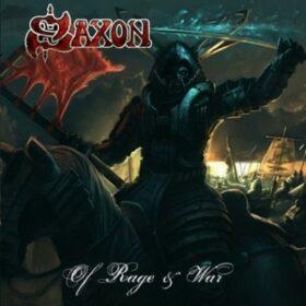 Saxon – Of Rage And War (2011)