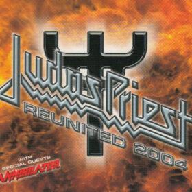 Judas Priest – Live – Hannover Germany (2004)